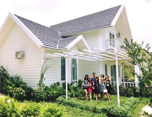 Thiết kế đẳng cấp Biệt thự Sunset Villas & Resort