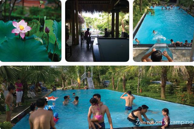 Tiện ích đẳng cấp tại Biệt thự Sunset Villas & Resort
