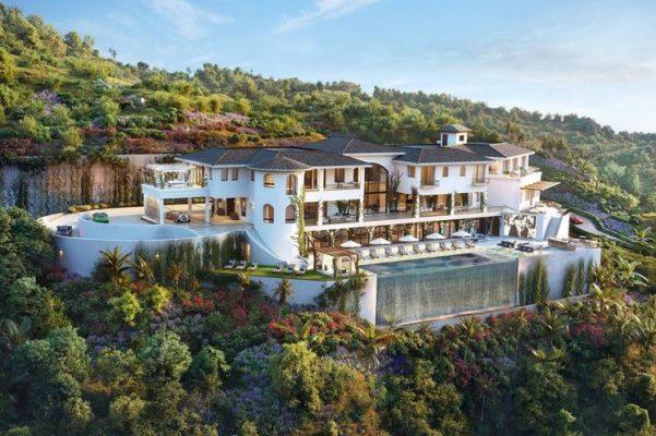 Dinh thự Mora Resort Hòa Bình