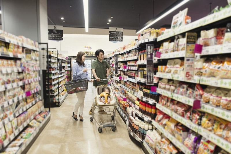 Tiện ích siêu thị T&T DC Complex 120 Định Công